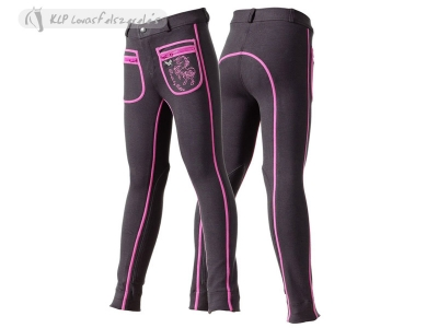Daslö Bicolour Girl Jodhpurs Breeches