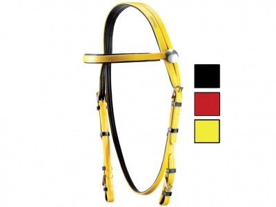 Racing Headstall Pvc
