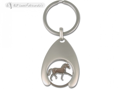 Keychain With Horse