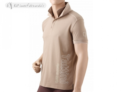 Tattini Men Polo Shirt With Double Collar