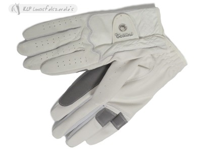 Tattini Ladies Gloves With Crystals