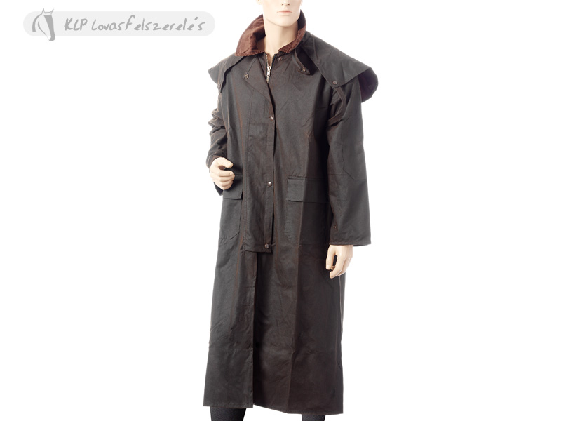 Natowa Unisex Long Riding Coat
