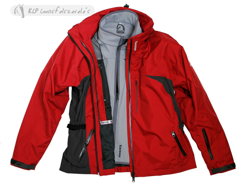 Jacket Tattini 4/1 Zaffiro