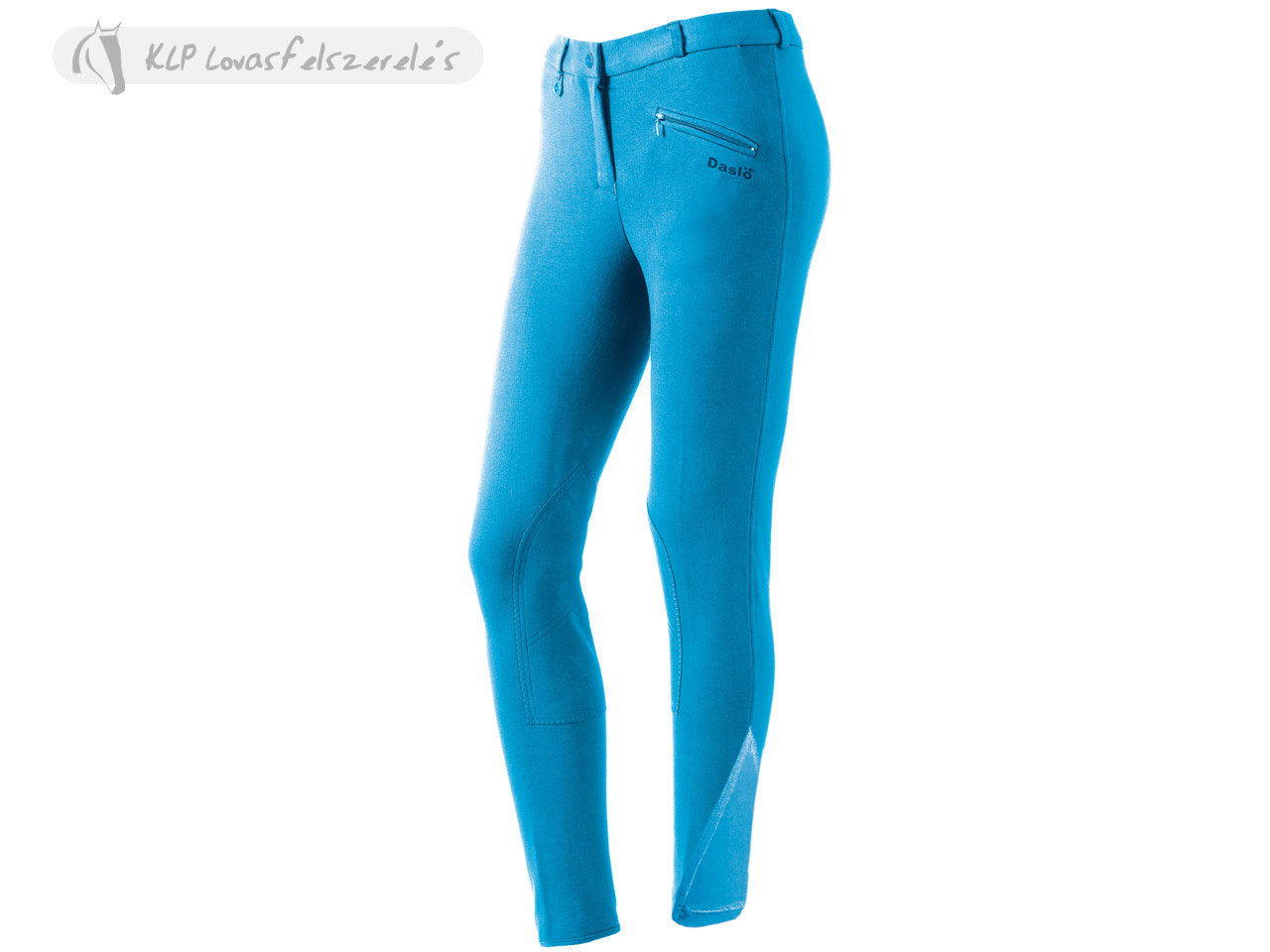 Daslö Ladies Breeches With Suede Knee Patch