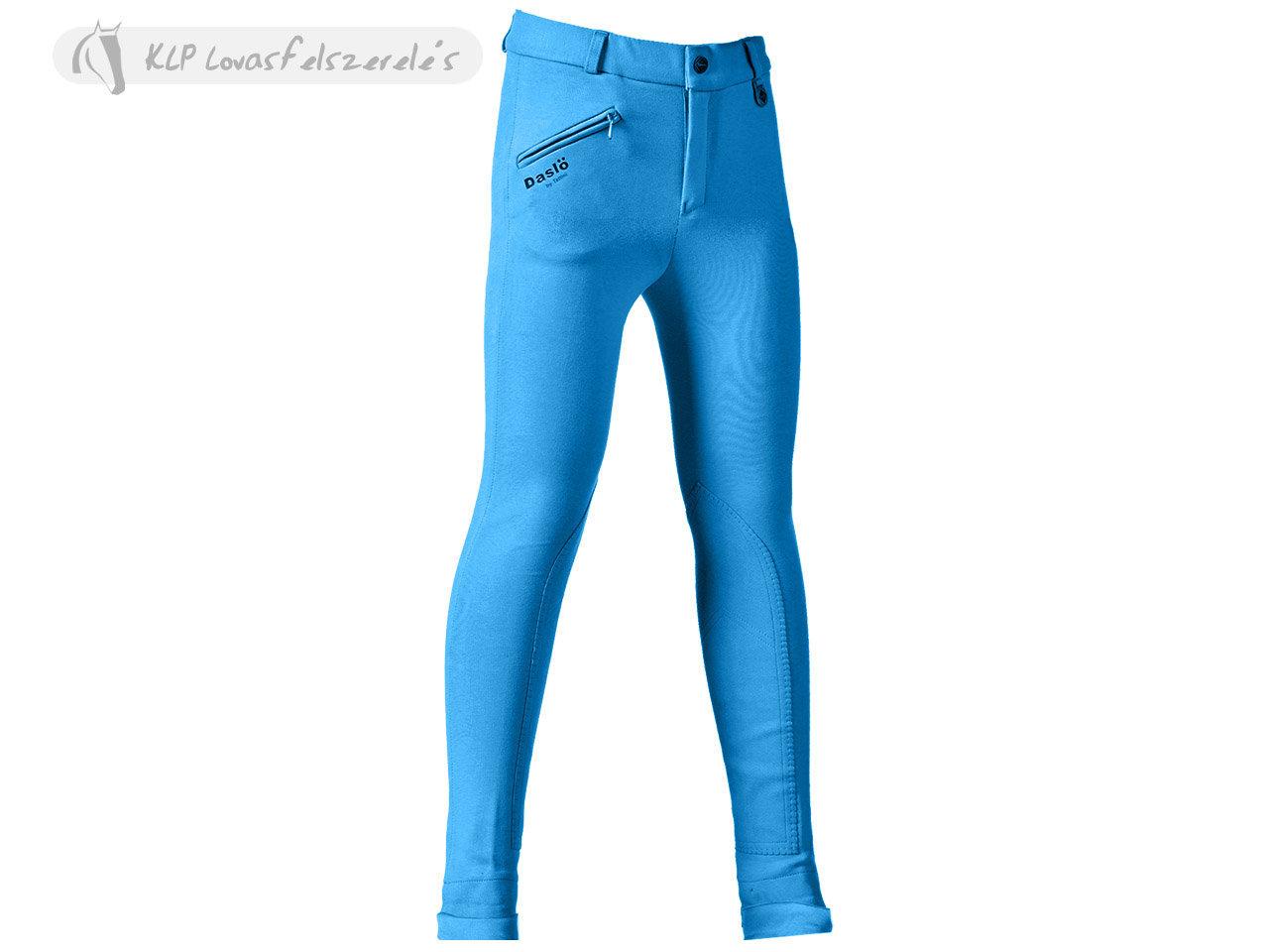 Daslö Children Jodhpurs Breeches With Suede Knee Patch