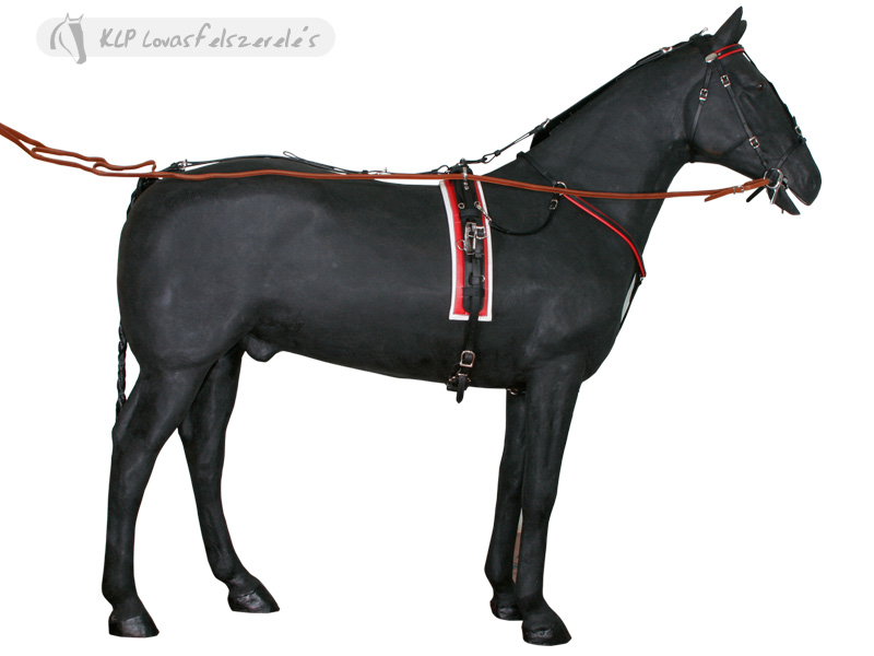 Trotting Harness Quick Hitch