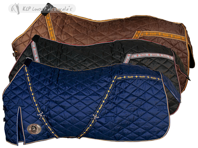 Daslo By Tattini Diamond Quilted Stable Rug