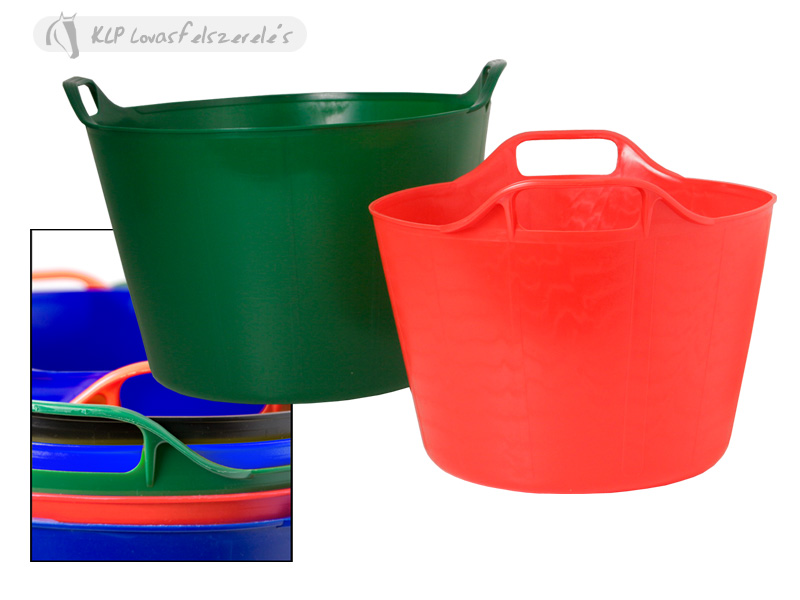 Easy Flexible Pvc Trug Large (30 Liter)