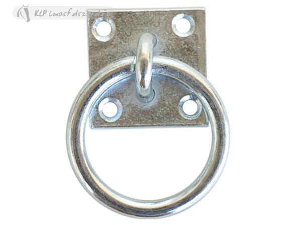 Zinc Tie Ring