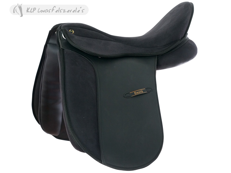 Daslö Synthetic Dressage Saddle