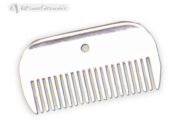 Mane Comb Metal Large