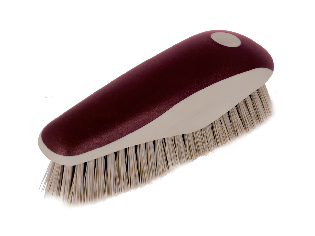 Synthetic Body Brush Sure Grip Shaped