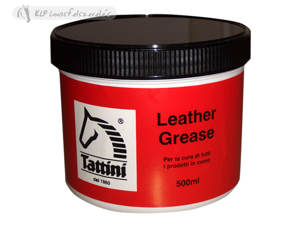 Leather Grease (500 Ml)