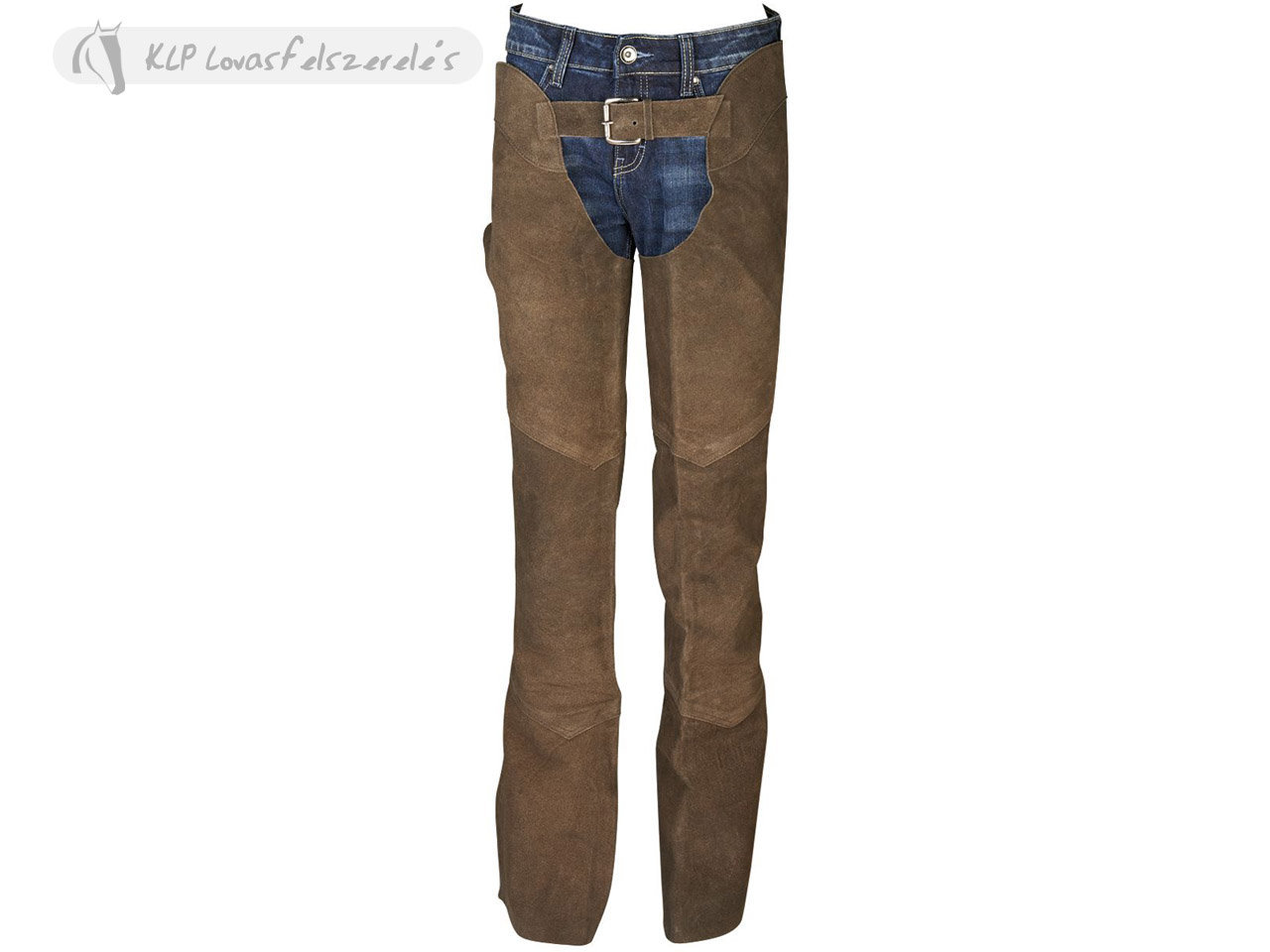 Suede Chaps For Adults
