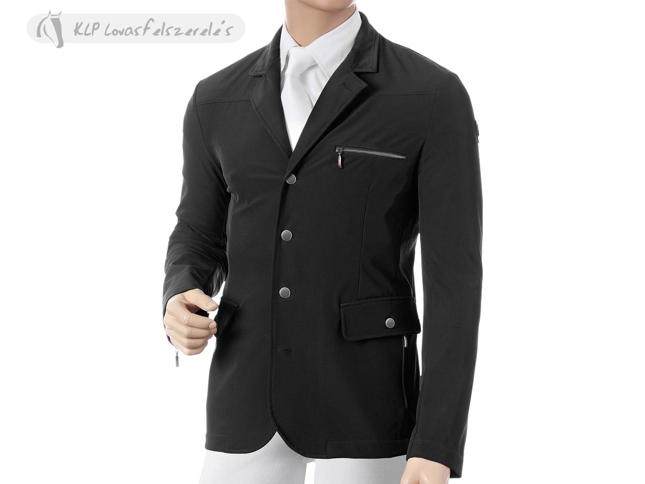 Tattini Mens Stretch Softshell Shoeller Show Jacket Zipped