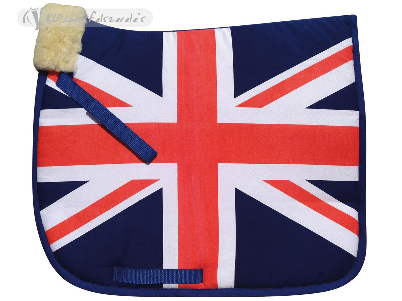 Saddle Pad London Black-Forest