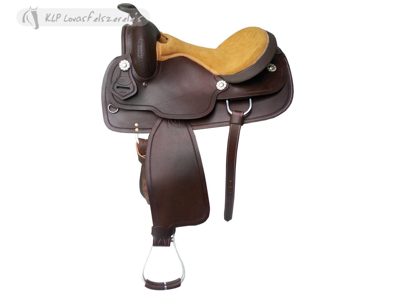 Natowa Saddle N.142 Smooth Leather