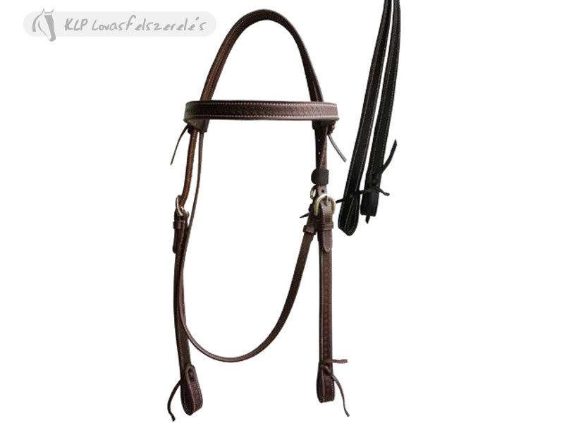 Natowa Headstall With Reins For N.140 Saddle