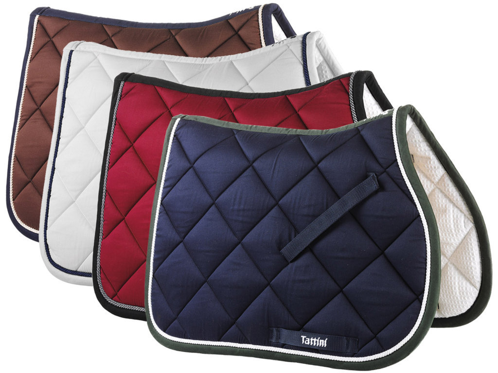 Tattini Super Padded Saddle Cloth