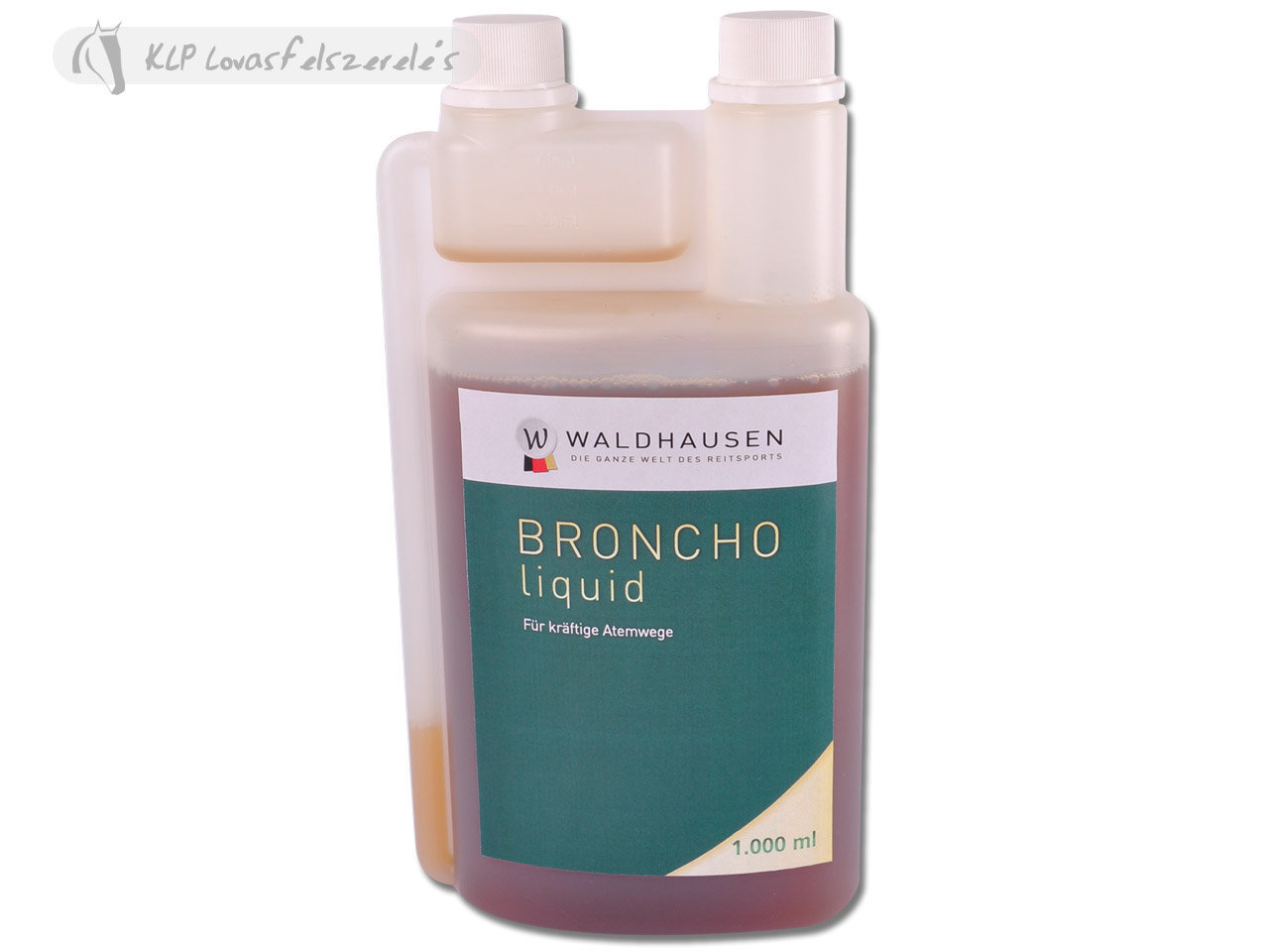 Broncho Liquid - For Strong Airways (1 Liter)