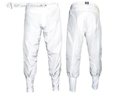 Polyester Race Pants, Black End