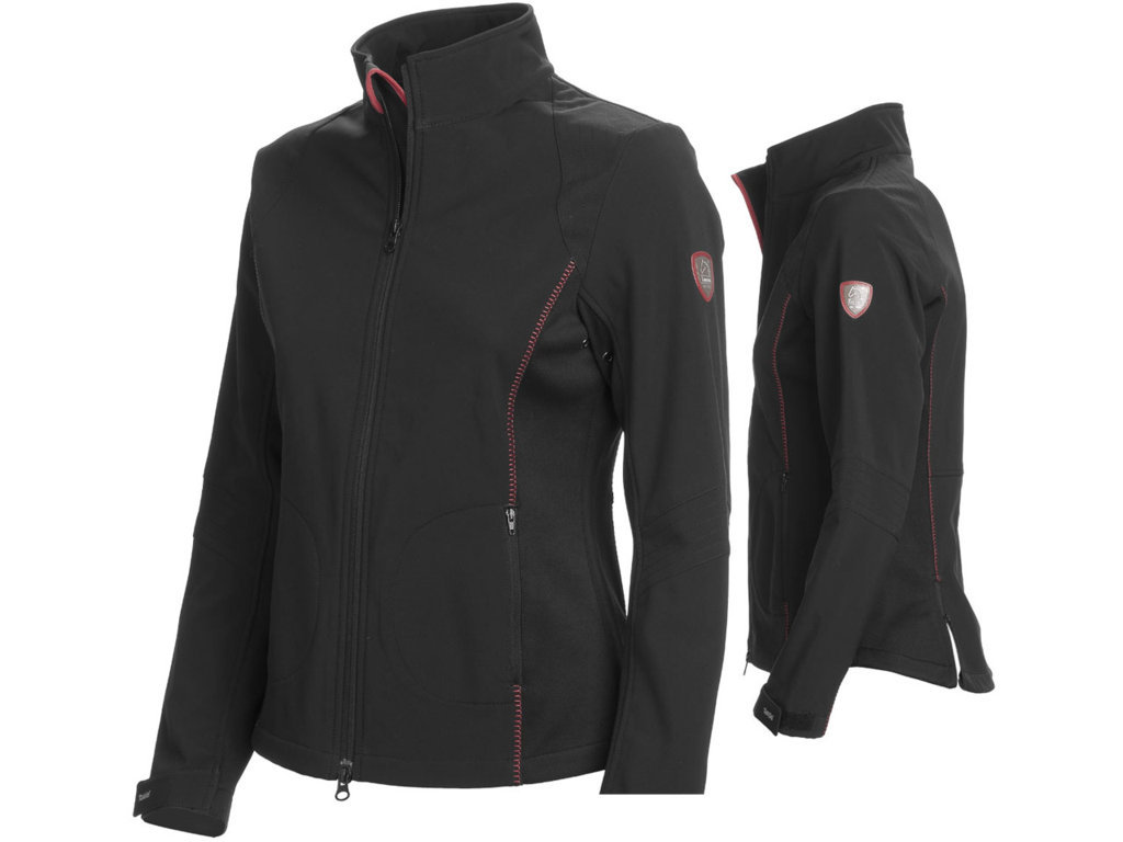 Tattini Aosta Ladies Jacket In Softshell