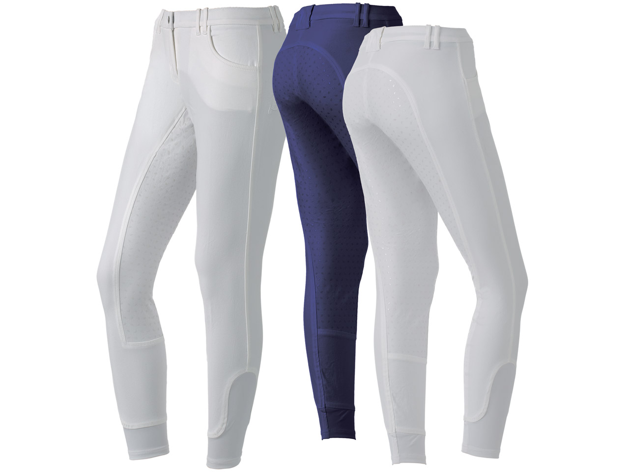 Tattini Ladies Breeches Kenzia With Full Silicone Seat