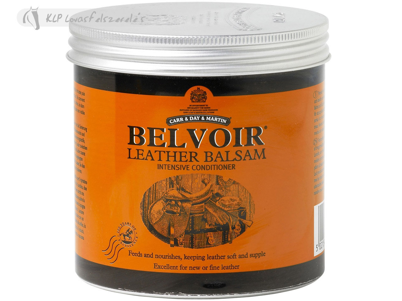 Bőrbalzsam Belvoir (500 Ml)