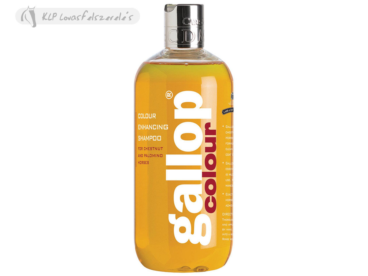 Sampon Gallop Pej Lóra (500 Ml)