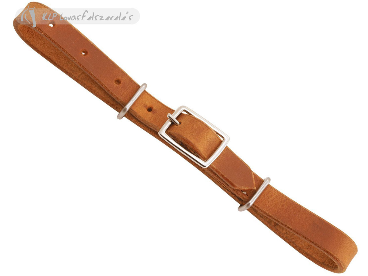 L-Pro Western Leather Chin Strap