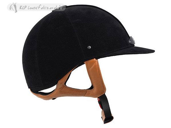 Gpa Classic Velvet 2X Riding Helmet - KLP Lovasfelszerelés 0254154336