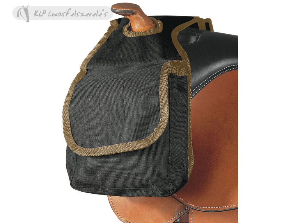 Western Double Front Saddle Bag