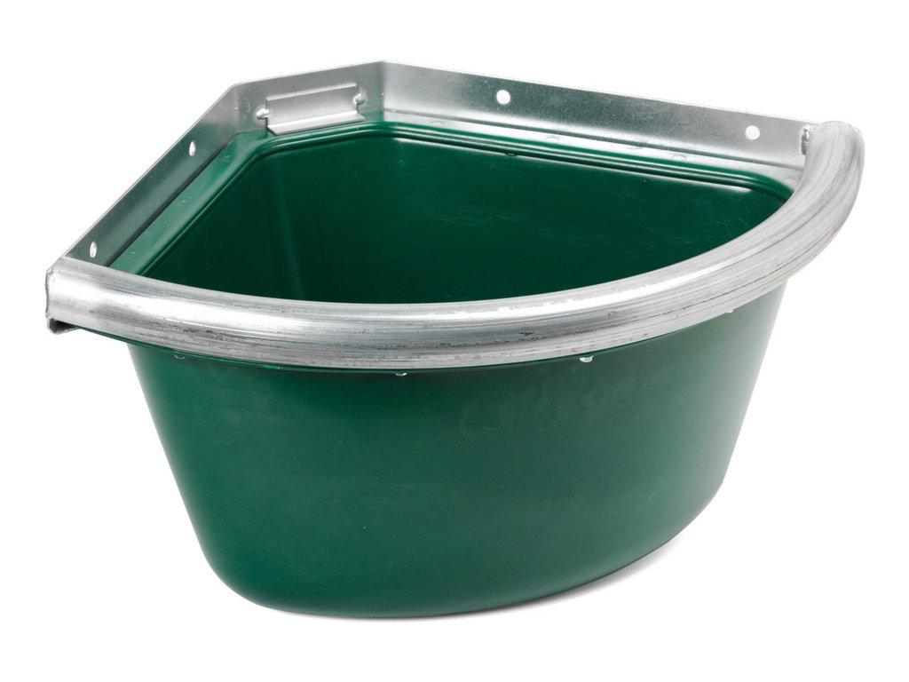 Etető Sarok Fém Erősítéssel (22 Liter)