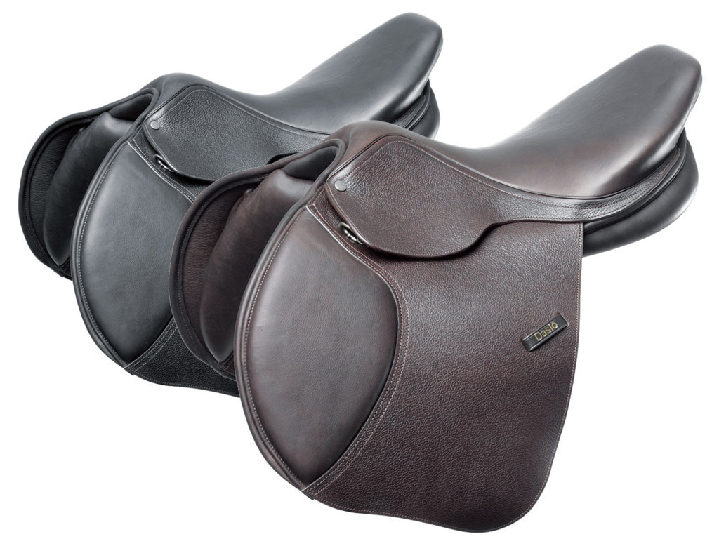Daslö Jumping Saddle With Exchangeable Gullet