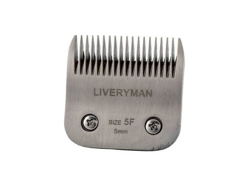 Spare 0,5Mm Blade For The Liveryman Horse Clipper (Kare 100)