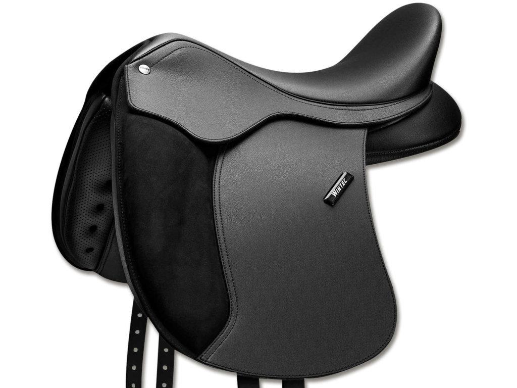 "Wintec 500 Dressage Saddle, 15"" Cair Pony"
