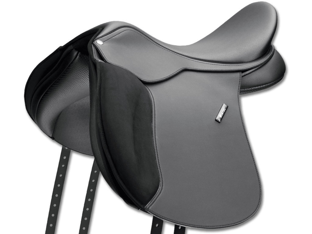 Wintec Saddle 500 Wide All Purpose