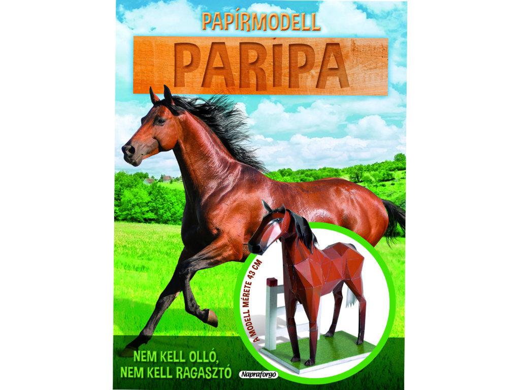 Papírmodell - Paripa