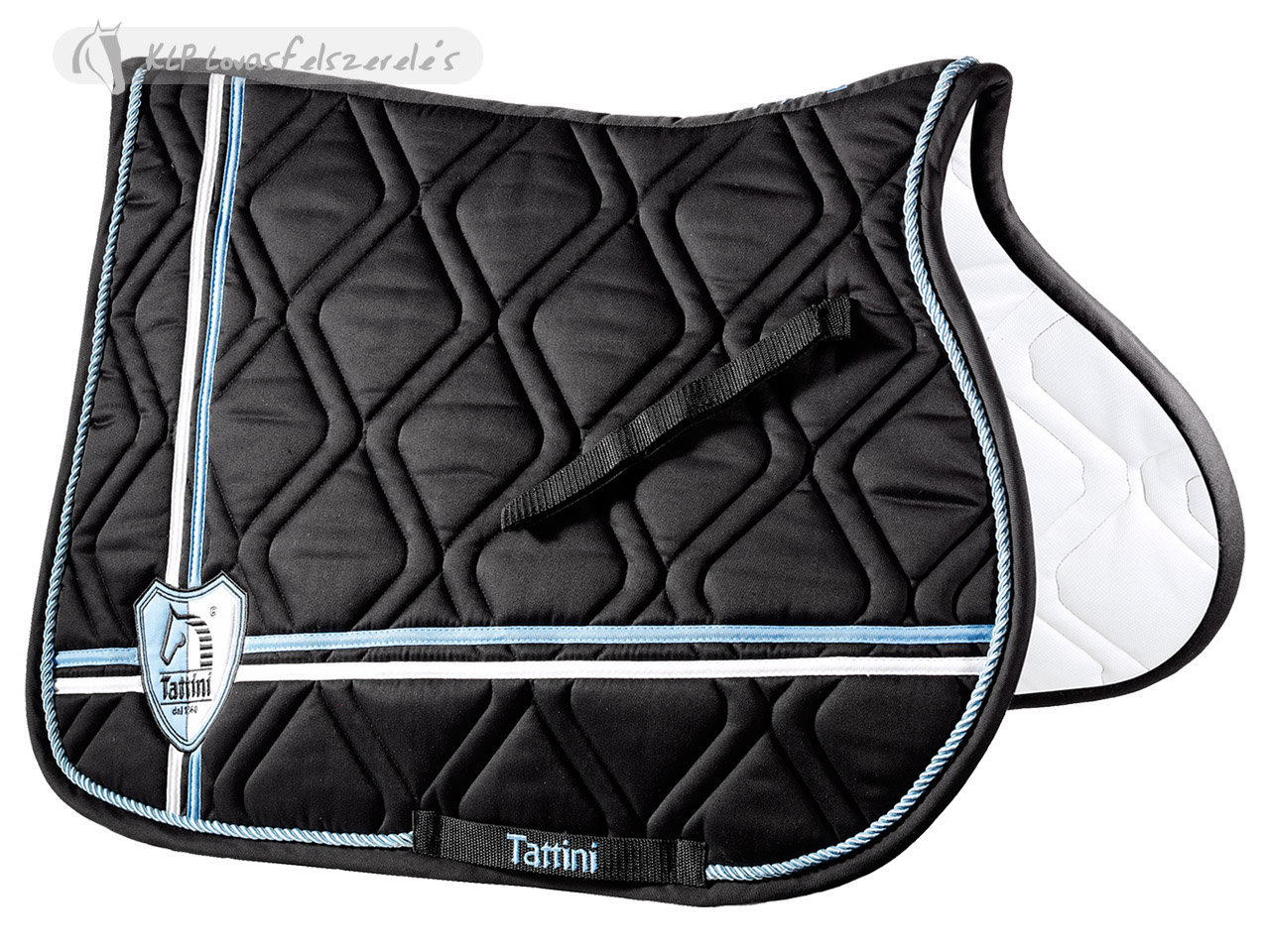 Tattini Saddle Pad Double Diamond Quilting