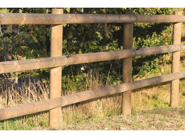 Hippocenter Scandinavian Fences (10 M, 2 Rails)