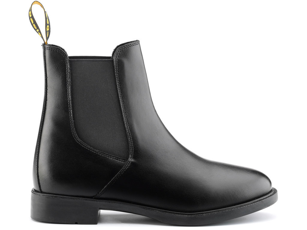 Daslö Child Jodhpur Boots In Synthetic Leather