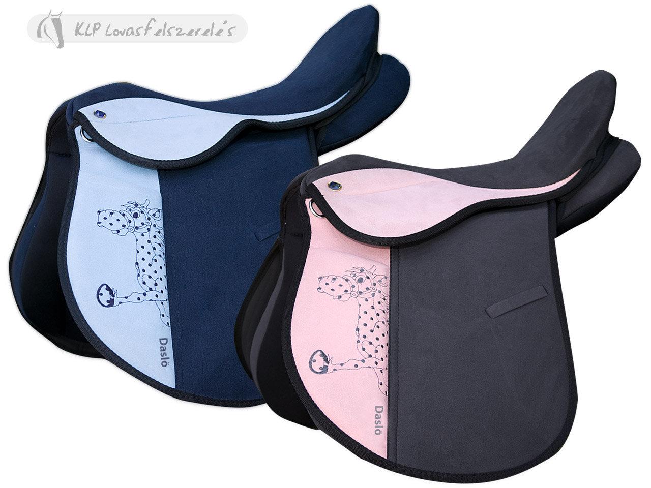Daslo Bicolour Synthetic Saddle