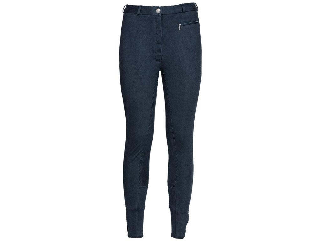 Pantalon De Echitatie Black Forest Thermo Copii