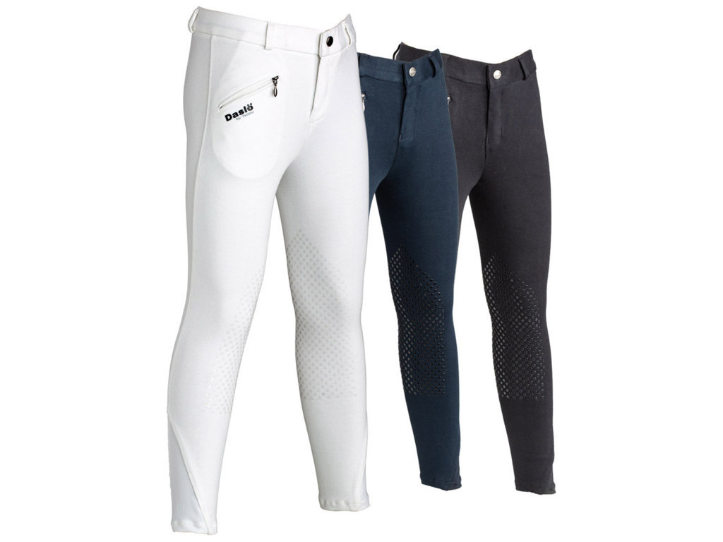 All Seasons Boy/girl Daslö Breeches 300 Gr