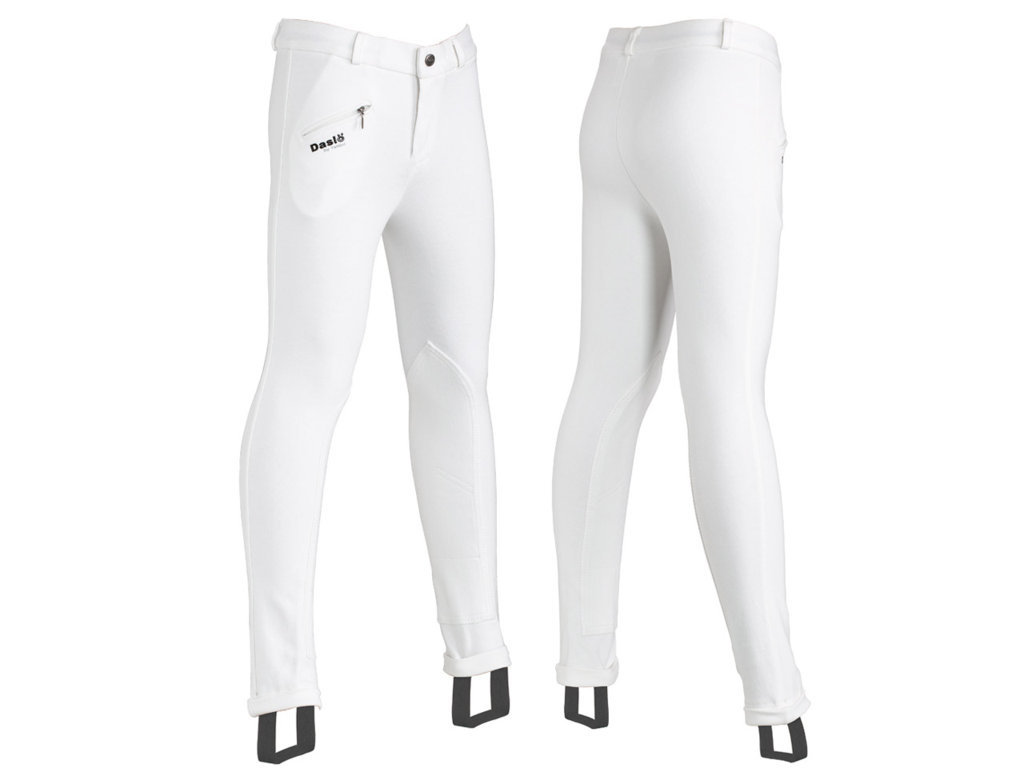 All Season Jodhpurs Boy/girls 300 G White