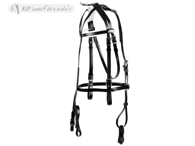 Daslo Pvc Trotting Harness Quick Hitch