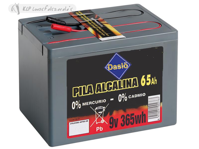 Villanypásztor Elem (9V 3,65 Kwh)