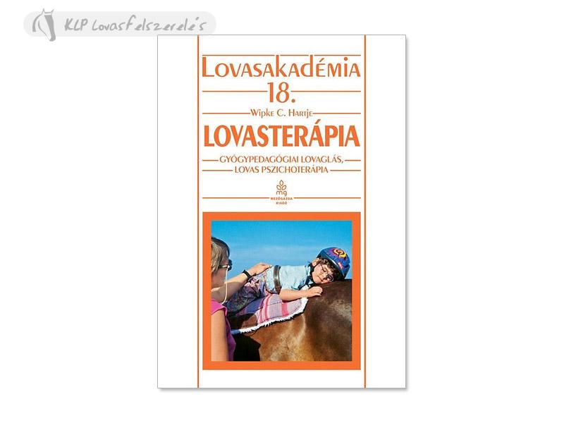 Könyv: Lovasterápia (Lovasakadémia 18)