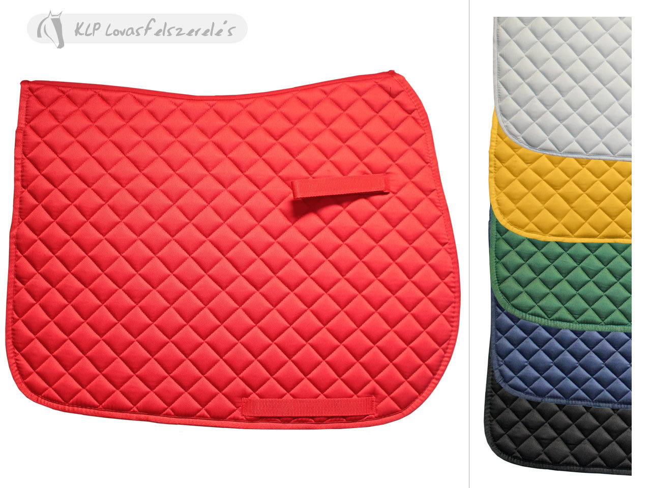 Daslö Quilted Saddle Cloth
