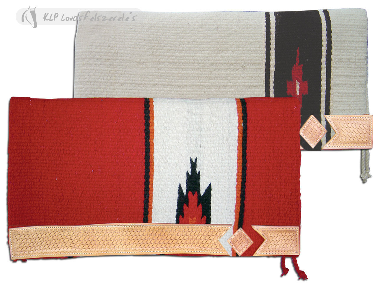 Brad Ren's Western Saddle Blanket